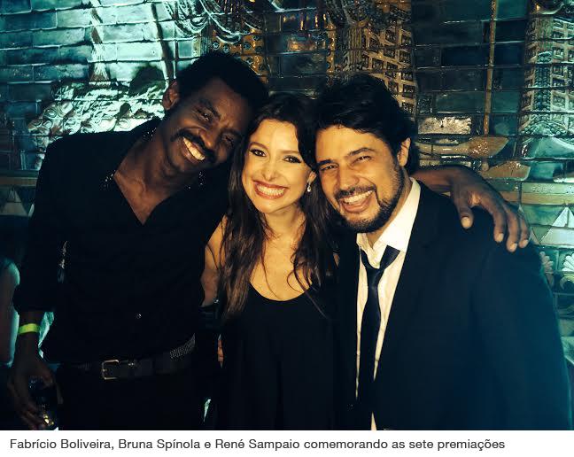 'Faroeste Caboclo' é consagrado em Prêmio do Cinema Brasileiro